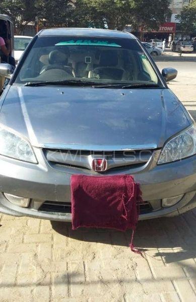 Honda Civic EXi Prosmatec 2005 Image-1