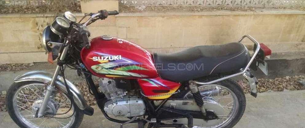 Suzuki GS 150 2006 Image-1