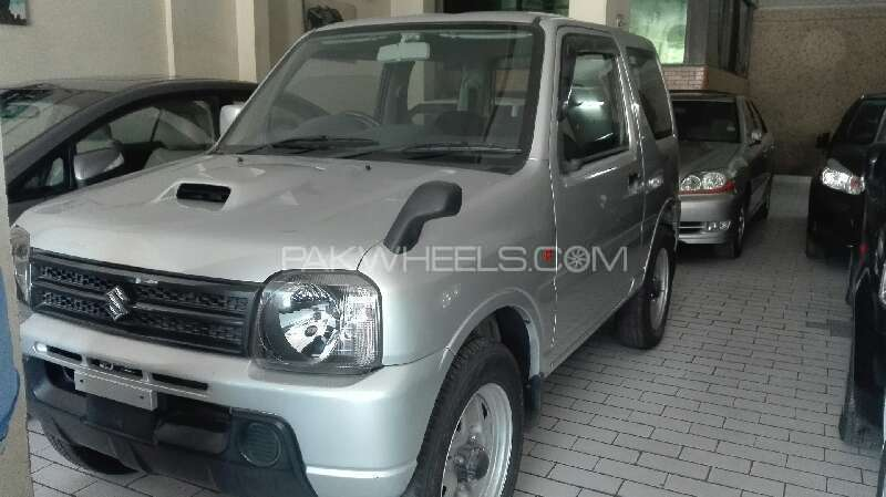 Suzuki Jimny 2009 Image-1