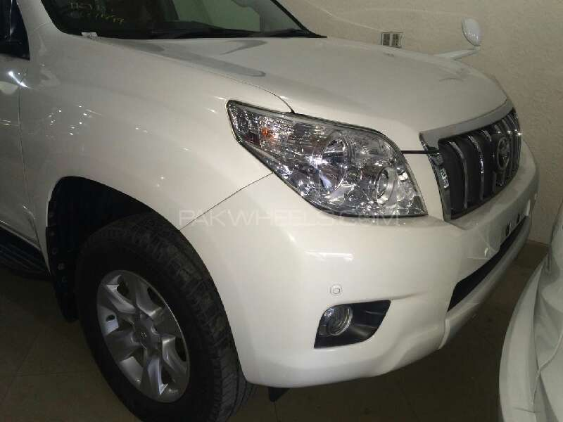 Toyota Prado TX 2.7 2011 Image-1