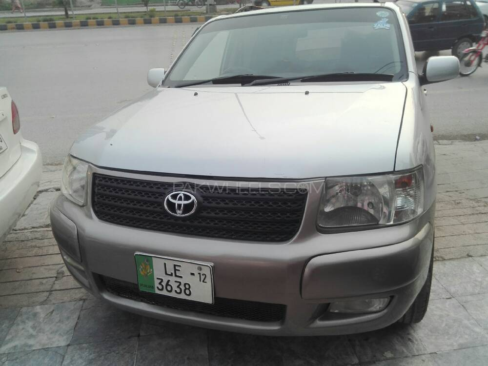 Toyota Succeed TX 2006 Image-1