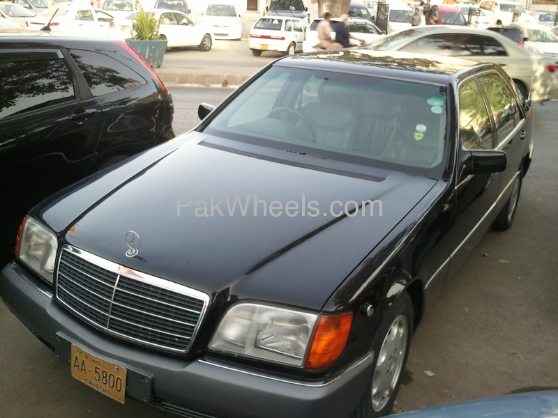 Mercedes benz s class 300sel 1994 for sale in lahore for 1994 mercedes benz s500