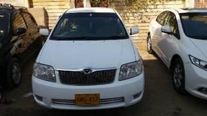 Toyota Corolla 2006 for Sale in Karachi