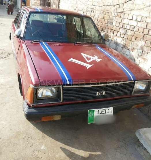 Datsun 120 Y 1982 Image-1