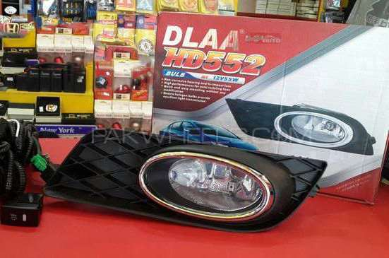 Fog Light Honda Civic 2014 Image-1