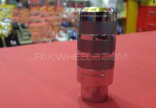Grey Stick Standard Gear KnOb Image-1