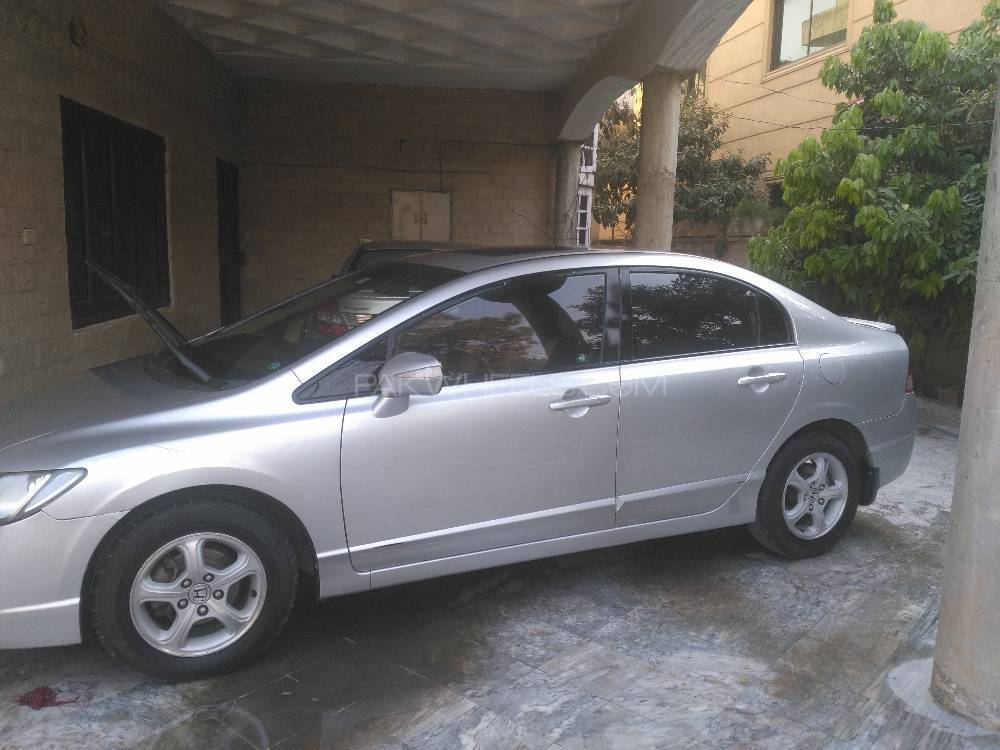 honda civic vti oriel prosmatec 1 8 i vtec 2008 for sale in rawalpindi pakwheels. Black Bedroom Furniture Sets. Home Design Ideas