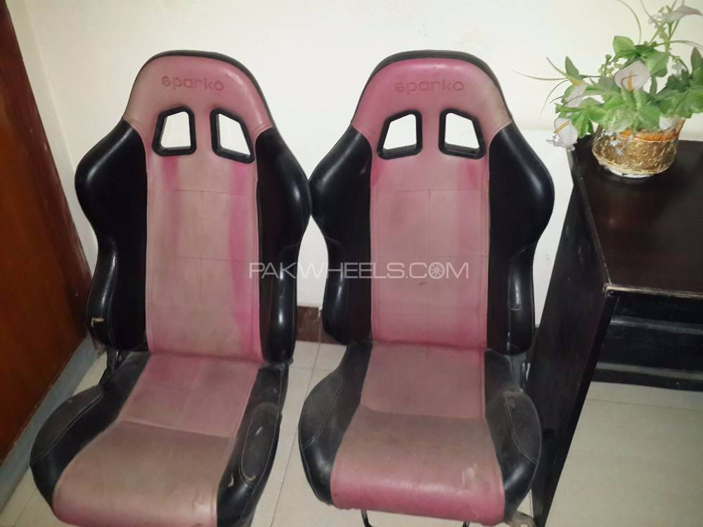 Sparco Seats Image-1