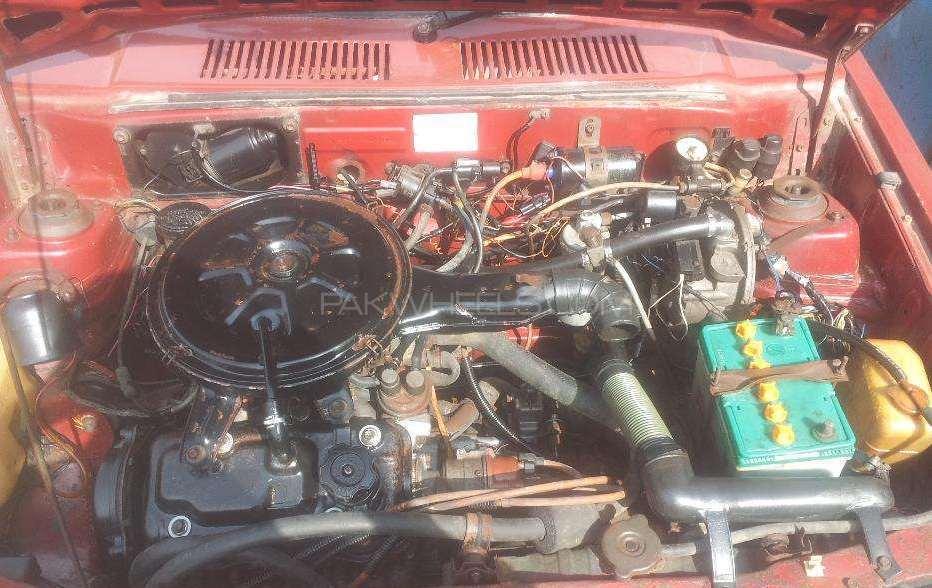 Suzuki Khyber 1996 Image-1