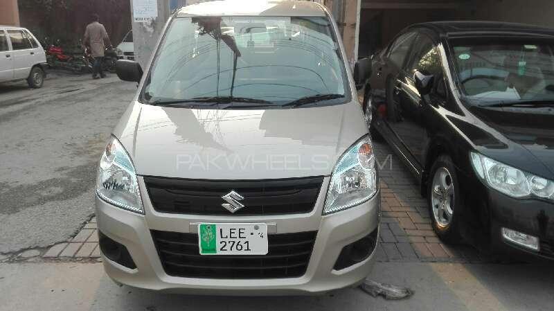 Suzuki Wagon R VXR 2014 Image-1