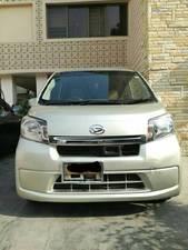 Daihatsu Move Custom X 2013 for Sale in Karachi