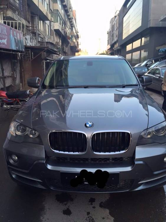 BMW X5 Series xDrive35i 2010 Image-1