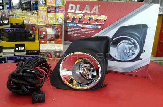 DLAA TY422 Foglamps  Image-1
