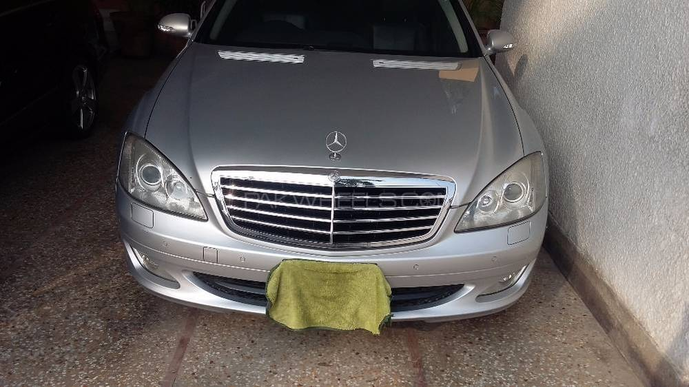 Mercedes benz s class s350 2006 for sale in lahore pakwheels for Mercedes benz s350
