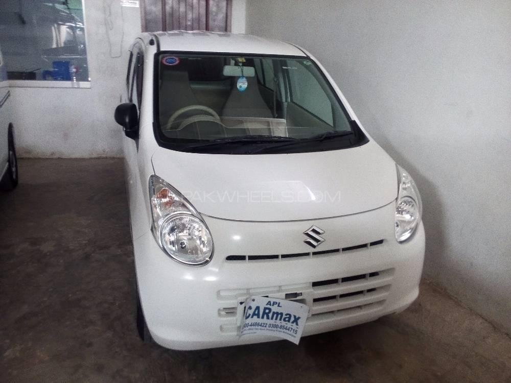 Suzuki Alto VP 2013 Image-1