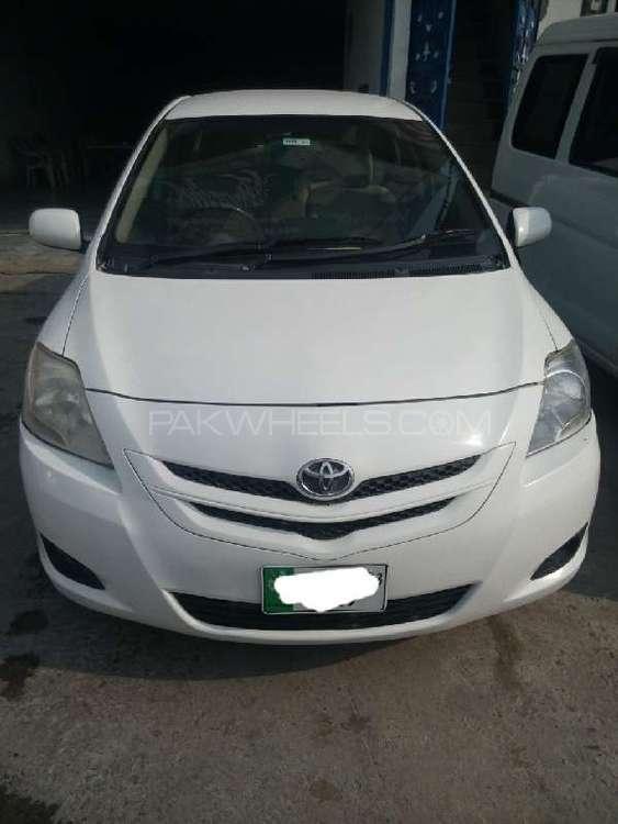 Toyota Belta G 1.3 2007 Image-1