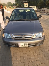Suzuki Cultus EURO II 2012 for Sale in Islamabad