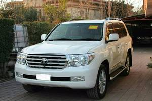 Toyota Land Cruiser ZX 2010 for Sale in Islamabad