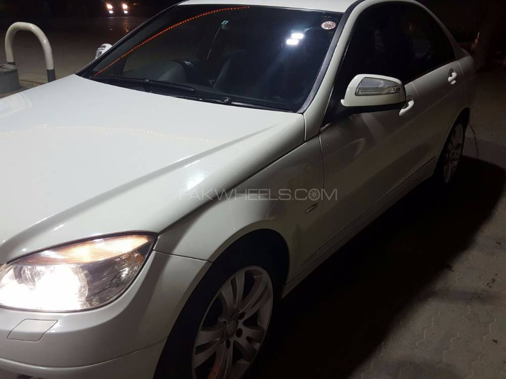Mercedes benz c class c200 2007 for sale in islamabad for 2007 mercedes benz c350