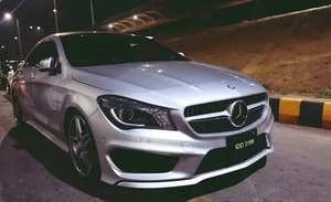 Mercedes Benz CLA Class CLA180 2014 for Sale in Islamabad