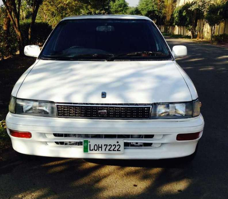 Toyota Corolla DX 1988 For Sale In Lahore