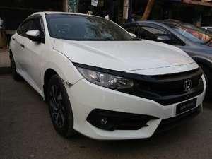 Honda Civic Turbo 1.5 VTEC CVT 2016 for Sale in Islamabad