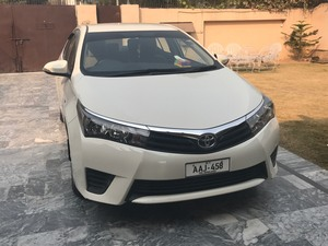 Toyota Corolla GLi 1.3 VVTi 2016 for Sale in Islamabad