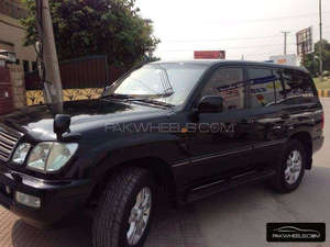 Toyota Land Cruiser Cygnus 2003 for Sale in Rawalpindi