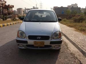 Hyundai Santro Club 2005 for Sale in Islamabad