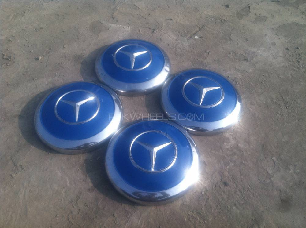 Original mercedes benz hubcaps adeneur w186 w188 w189 for Mercedes benz hubcaps