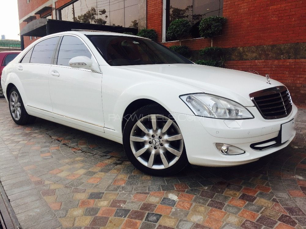 Mercedes benz s class s500 2007 for sale in lahore pakwheels for Mercedes benz s500 for sale