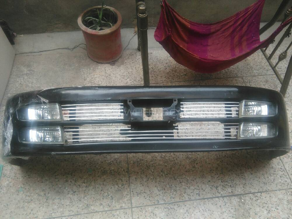 Toyota Corolla Front Double Foglights Bumper For Sell