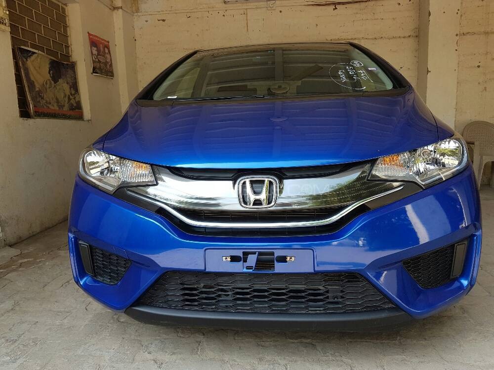 Honda Fit F Package 2014 Image-1