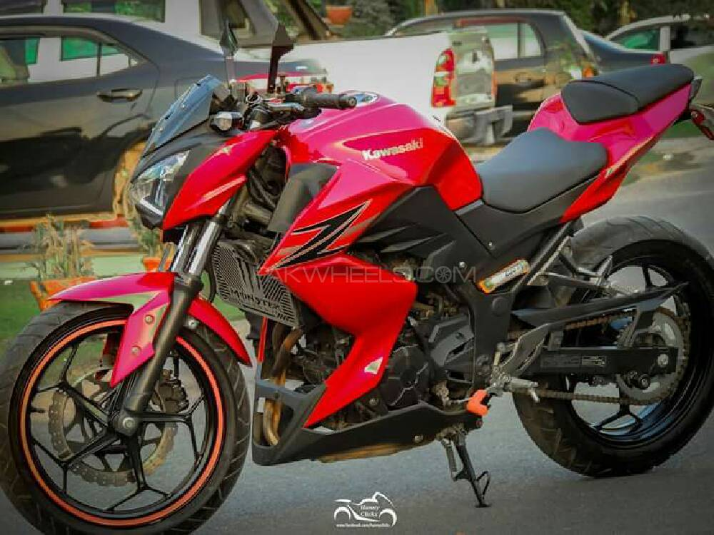 Kawasaki Bikes For Sale In Lahore