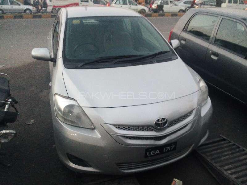 Toyota Belta G 1.3 2006 Image-1