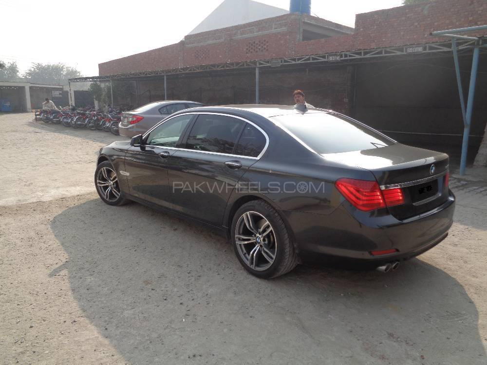 bmw 7 series 730ld 2014 for sale in lahore pakwheels. Black Bedroom Furniture Sets. Home Design Ideas