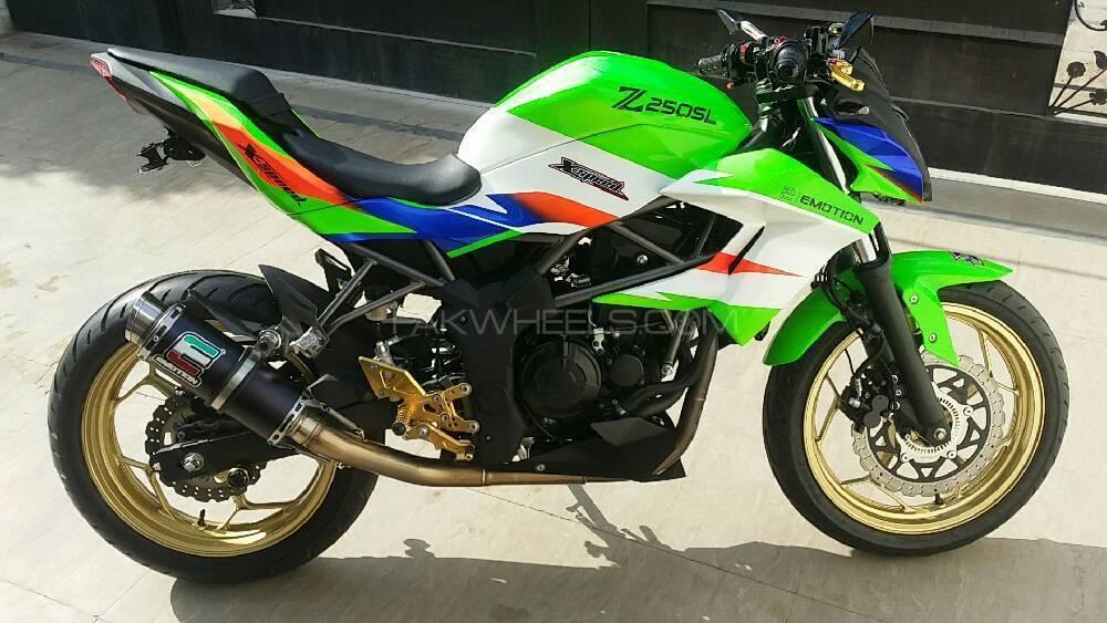 Kawasaki Ninja For Sale In Pakistan