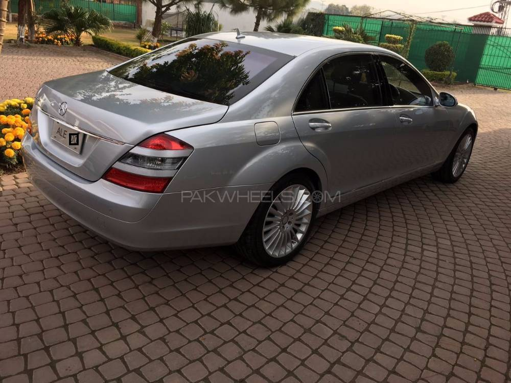 mercedes benz s class s350 2006 for sale in islamabad. Black Bedroom Furniture Sets. Home Design Ideas