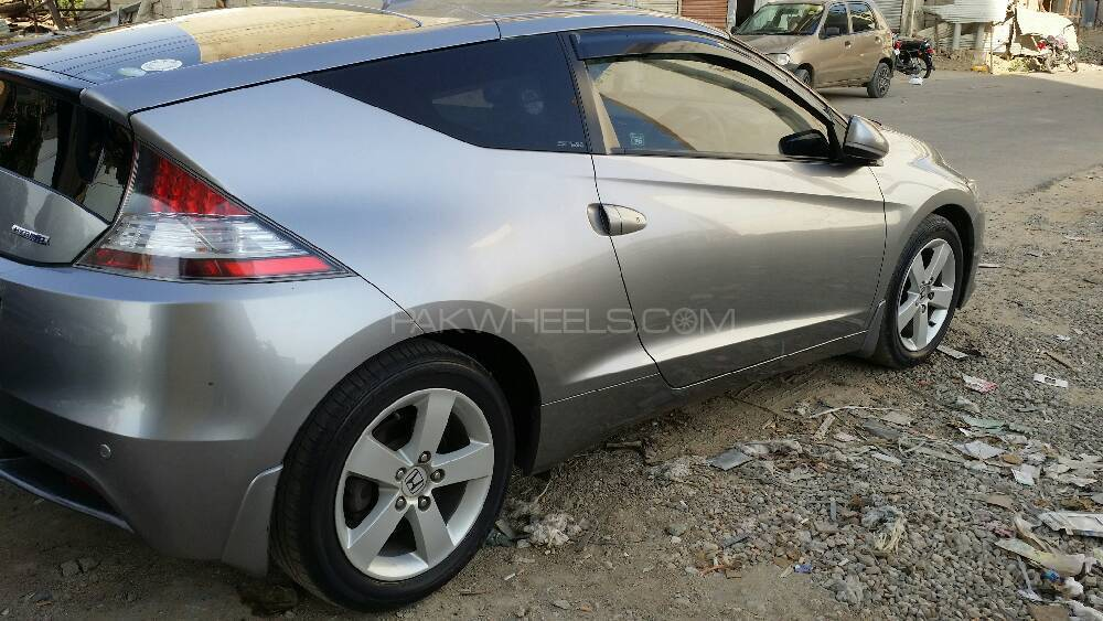 Honda CR-Z Sports Hybrid Base Grade (Metallic Color) 2011 Image-1