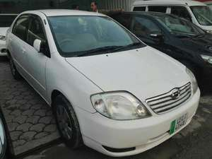 Toyota Corolla X Assista Package 1.5 2002 for Sale in Lahore