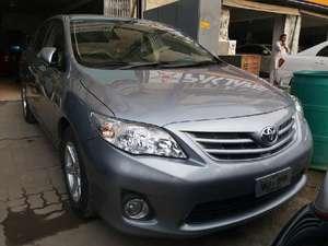 Toyota Corolla GLi 1.3 VVTi 2012 for Sale in Islamabad
