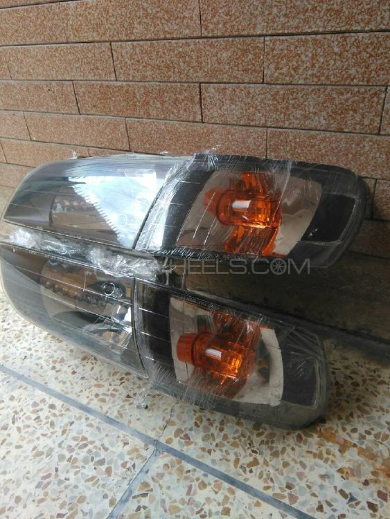 Toyota Corolla 1994 GT Headlights For Sell Image-1