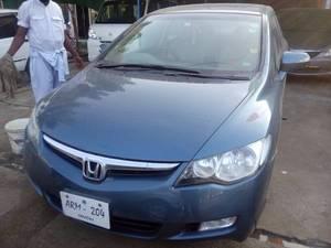 Honda Civic VTi Oriel Prosmatec 1.8 i-VTEC 2008 for Sale in Bahawalpur