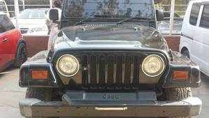 Jeep Wrangler Base 1995 for Sale in Karachi