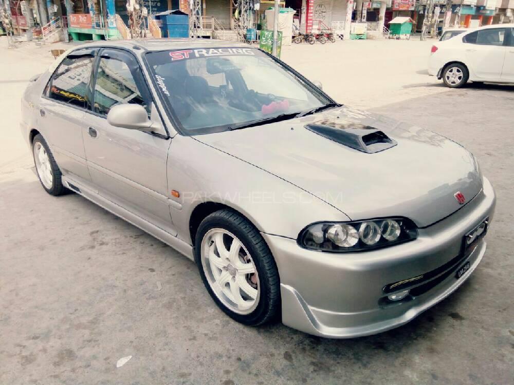 Honda Civic 1995 For Sale In Lahore Pakwheels