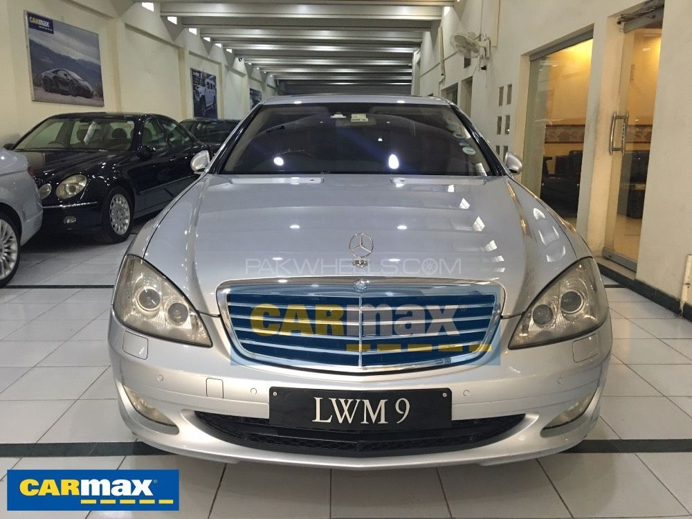 Mercedes benz s class s350 2006 for sale in lahore pakwheels for S350 mercedes benz