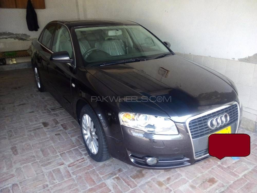 Audi A4 2 0 Tfsi Quattro 2008 For Sale In Multan Pakwheels