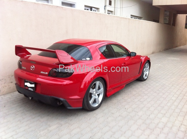 Mazda RX8 Type S 2003 Image-3