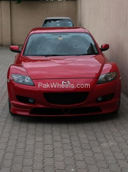 Mazda RX8 Type S 2003 Image-6