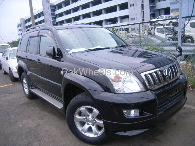 TOYOTA PRADO ,